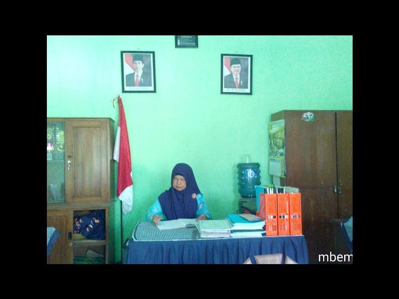Ruang Kepsek / Guru